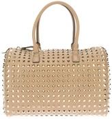Valentino Garavani 'Rockstud' double handle bag