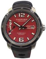Chopard Mille Miglia GTS 168556-3002 Stainless Steel and Leather 43mm Mens Watch