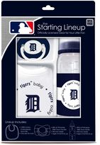 Baby Fanatic MLB Detroit Tigers Baby Essentials Gift Set