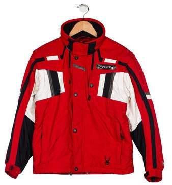 Spyder Boys' Paneled Jacket