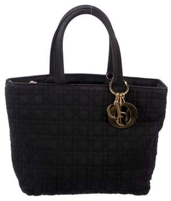 Christian Dior Lady Bag Black Lady Bag