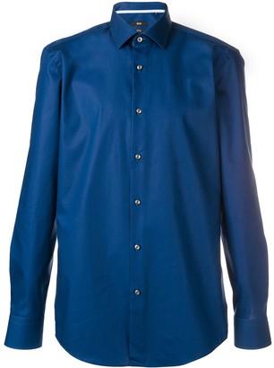 HUGO BOSS Slim-Fit Shirt
