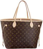 Louis Vuitton Neverfull GM Monogram Canvas Handbag Shoulder Bag Tote Purse
