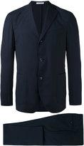 Boglioli classic, slim fitting, single breasted suit - men - Acetate/Cupro/Virgin Wool - 50