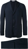 Boglioli classic, slim fitting, single breasted suit - men - Acetate/Cupro/Virgin Wool - 52