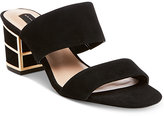 STEVEN By Steve Madden Women's Siggy Block-Heel Sandals