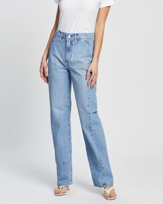 Nobody Denim Juncture Straight Jeans
