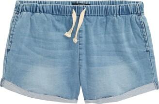 Joe's Jeans Cuffed Pull-On Shorts