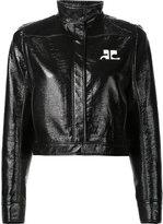Courreges zipped jacket