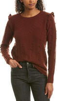 Autumn Cashmere Cashmere & Wool-Blend Sweater