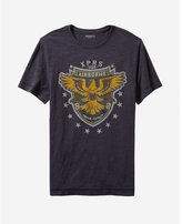 Express eagle military grade graphic t-shirt