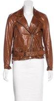 3.1 Phillip Lim Leather Moto Jacket