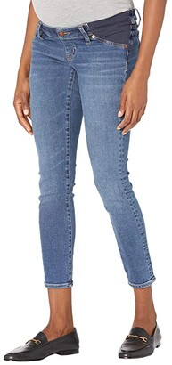 Madewell Maternity Skinny Jeans in Wendover Wash (Wendover Wash) Women's Jeans