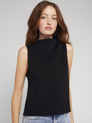 Alice + Olivia Clara Two Way Tank With Chains