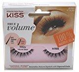 Kiss True Volume Natural Plum Lash Ritzy by