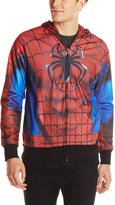 Marvel Spider-Man Real Classic Costume Hoodie