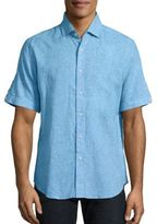 Robert Graham Ronny Short Sleeve Shirt