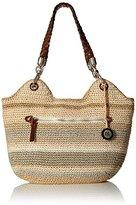 The Sak Indio Crochet Satchel Bag