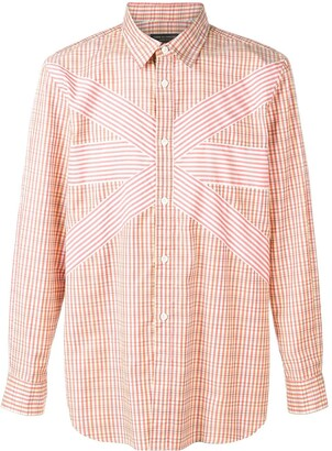 Comme des Garcons Pre-Owned 1996 checked shirt