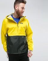 Patagonia Overhead Torrentshell Waterproof Jacket In Yellow