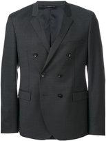 Tonello double-breasted blazer - men - Viscose/Virgin Wool - 46