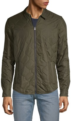 HUGO Zip-Up Puffer Jacket