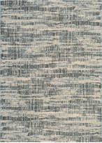"Couristan Taylor Maynard Antique Cream-Teal 9'2"" x 12'5"" Area Rug"