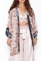 Solemio Floral Kimono
