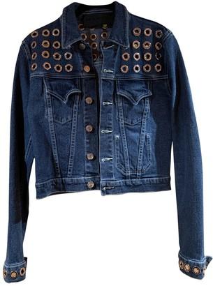 American Retro Blue Denim - Jeans Jacket for Women