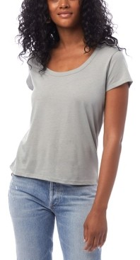 Alternative Apparel Organic Cotton Scoop Women's T-shirt