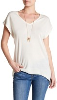 In Cashmere V-Neck Cashmere Blouse