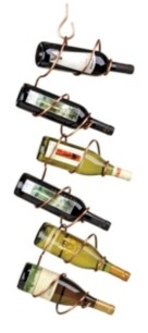 Oenophilia Climbing Tendril Wine Rack