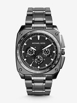 Michael Kors Grandstand Gunmetal-Tone Watch