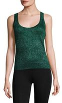 Missoni Metallic Scoopneck Tank