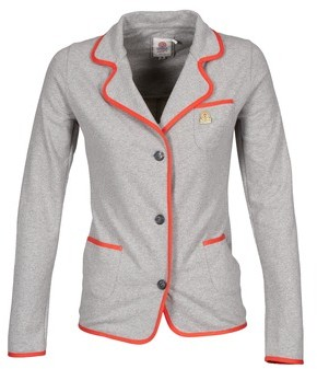 Franklin & Marshall Franklin Marshall JKWVA509 women's Jacket in Grey
