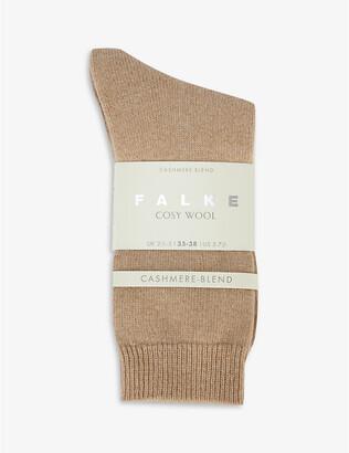 Falke Cosy Wool cashmere socks