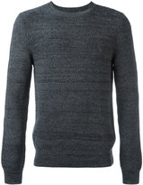 A.P.C. chunky knit jumper - men - Cotton - S