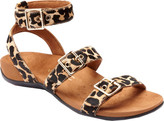 Women's Vionic with Orthaheel Technology Sahara Ankle-Strap Sandal