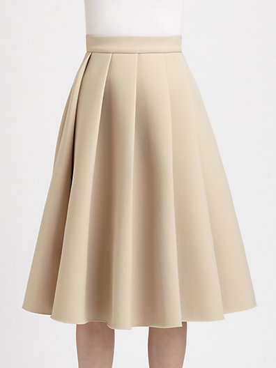 J.W.Anderson Pleated Skirt