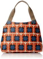 Orla Kiely Women's Love Birds Print Classic Zip Bag Shoulder Handbag