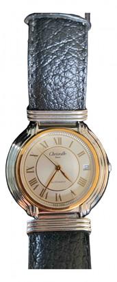 Christofle Black Steel Watches