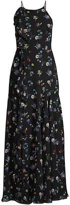 Fame & Partners The York Floral Gown