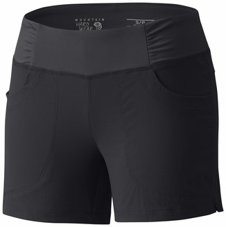 Mountain Hardwear Dynama Women's Shorts - Small Black