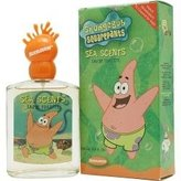 Nickelodeon Spongebob Squarepants Sea Scents Perfume by for Women. Eau De Toilette Spray 3.4 Oz / 100 Ml.