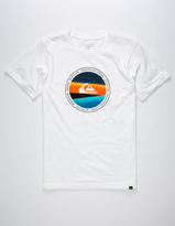 Quiksilver Last Tree Boys T-Shirt