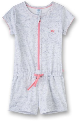 Sanetta Girl's Jumpsuit Short Onesie
