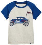 Lucky Brand Roadster Henley Tee (Little Boys)
