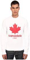 DSQUARED2 Canada's Twins Sweatshirt