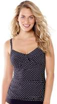 Christina Sand Seduction D Cup Twist Tankini Separate