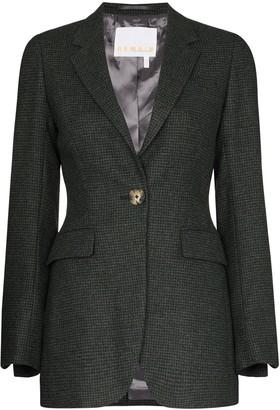 Remain Tyron single-breasted blazer jacket